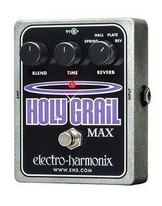 【正規輸入品】Electro harmonix / HOLY GRAIL MAX リバーブ 【新製品】の最安値