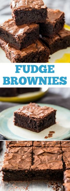Loaded with cocoa butter from Dutch cocoa and bar chocolate, plus brown butter for richness, these chocolate brownies have a glossy, paper-thin crust and powerful flavor. Chocolate Butter, Chocolate Flavors, Mint Chocolate, Cocoa Butter, Brown Butter, Chocolate Chips, Chocolate Desserts, Fudge Brownies, Chocolate Brownies