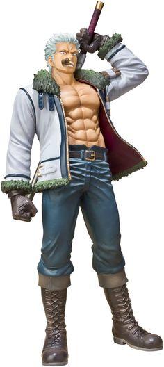 "Bandai Tamashii Nations Figuarts Zero Smoker ""One Piece"" (Static Figure)"