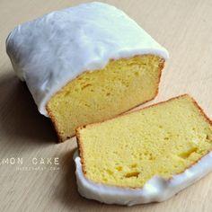 Lemon Cake Loaf Reci