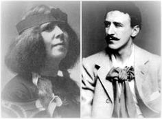 Margaret MacDonald MacKintosh and her husband, Architect/Designer, Charles Rennie MacKintosh
