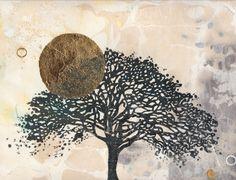 The Oak VI by Louisa Boyd