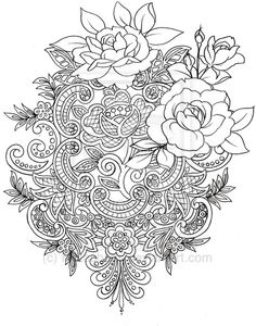 Lace Tattoo by Metacharis on DeviantArt
