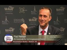 Campaign 2016 Interviews: Paul Nehlen (R) Candidate for 1st Congressional District  --- opposes TPP