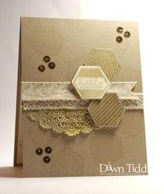 Dawn Tidd; tiddbitsfromdawn; six-sided sampler greeting card