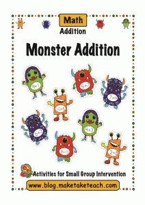 Monsters and Aliens, Oh My! | Make, Take & Teach