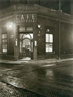 """Victoria Street around San Jose' "" - Buenos Aires - 1936 - photographer Horacio Coppola."