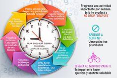 Juntas, reuniones con los clientes, tiempo para la familia, para hacer ejercicio… y una interminable lista de pendientes. ¿Son suficientes 24 horas?
