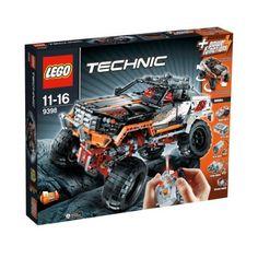レゴ テクニック 4WDクローラー 9398 レゴ, http://www.amazon.co.jp/dp/B006ZS4SXQ/ref=cm_sw_r_pi_dp_Df5prb14Q075T