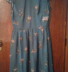 antix azul - vestidos antix