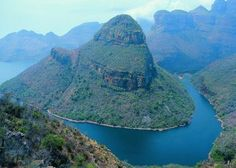 Blyde River Canyon Nature reserve, South Africa
