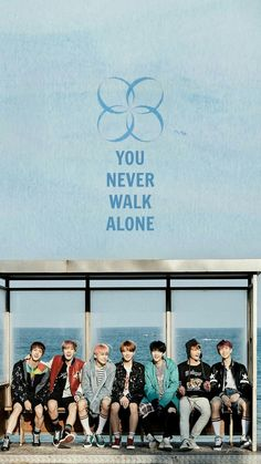 BTS / Wallpaper / jin / jhope / jimin / Jungkook / suga / v / rap monster / wings: you never walk alone