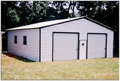 We offer amazing prices on top quality Metal Buildings and Garages! Order yours today at
