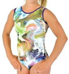 DNA Performance Wear manufactures Canadian made Gymnastics team wear, practice wear, and accessories. Gymnastics Team, Gymnastics Leotards, Team Wear, Product Page, Fall Collections, Dna, Tie Dye, How To Wear, Tops