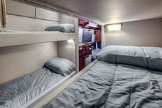 MERCEDES SPRINTER VAN 3500 WITH BUNKS | Custom Built Sprinter VansCustom Built Sprinter Vans