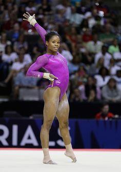 Get to Know the 2016 U.S. Olympics Gymnastics Team. Gabby Douglas