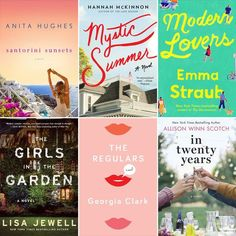 Are you looking for the perfect read for when you're lounging poolside? Here are our recommendations for the 31 books that should be on your list this summer.
