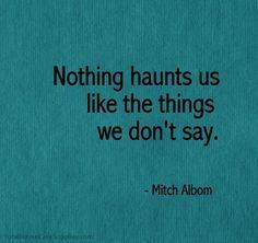 -Mitch Albom #quotes