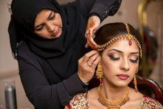 Sumaiya Waheed is a genius with brides!