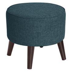 Skyline Furniture Round Ottoman | Hayneedle
