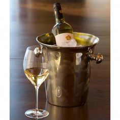 Marble Wine Chiller #winedown #WineChiller Wine Purse, Pinot Noir Wine, Wine Bucket, Wine Chiller, Green Grapes, Wine Fridge, Sparkling Wine, Wine Drinks, Wine Tasting