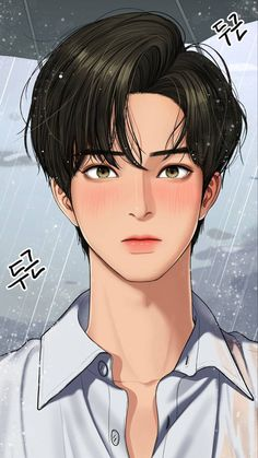 The secret of angel Handsome Anime Guys, Cute Anime Guys, Anime Boys, Suho, Japon Illustration, Angel Wallpaper, Webtoon Comics, Aesthetic Pastel Wallpaper, Boy Art