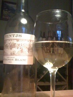 Vintjs Savignon Blanc, $5.99 at Trader Joe's. My summer favorite!