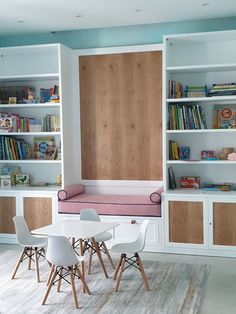 Ένα project της καρδιάς μου ❤️, ένας σχεδιασμός ενός play room με πρωταγωνίστριες τις δύο λατρείες μου πλέον Εύα και Ευτυχία και εννοείται τους γονείς τους μοναδικούς πλέον φίλους της καρδιάς μου !!! Playroom, Corner Desk, Furniture, Home Decor, Corner Table, Game Room Kids, Game Room, Playrooms, Interior Design