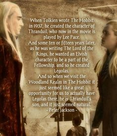 and more screen time for Legolas. Thank you, Peter Jackson! (Thranduil and Legolas) Legolas Father, Legolas And Thranduil, Fellowship Of The Ring, Lord Of The Rings, The Hobbit Movies, Hobbit Films, Hobbit Book, Desolation Of Smaug, Into The West