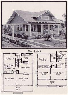 1922 Stillwell - Plan No. L-149