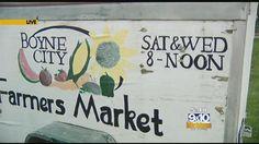 MTM On The Road: Boyne City Farmer's Market - Northern Michigan's News Leader