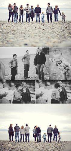 family photography.. I'm obsessed with pictures by the water