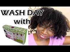 My Natural Hair Wash Day with Queen of Kinks, Curls, and Coils by Neno Natural - YouTube