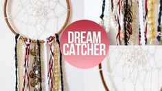 DIY: Dream Catcher | LaurDIY