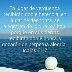 Isaías 61.:7