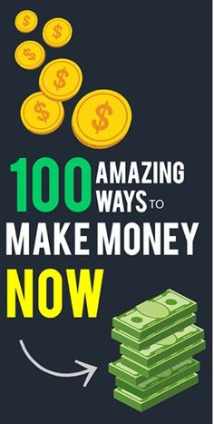 This list of the 100 best ways to make money has been a total life saver! I ditched the paycheck to paycheck cycle and finally live life on MY terms. Make free money with list full of great side hustle ideas to make extra money from home and online.