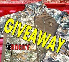 Rocky Venator Hybrid Jacket Giveaway