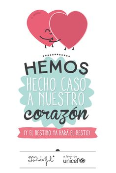 Regalo azul bodas: ¡consigue un regalo a la altura de vuestro amor! Mr Wonderful, Love Is Sweet, Love You, My Love, Proverbs Quotes, Education Humor, Celebration Quotes, More Than Words, Spanish Quotes