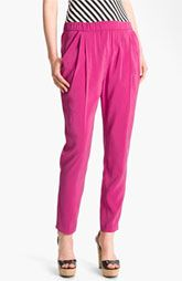Vince Camuto Slouchy Pegged Trousers.  I'm not sure skinny girls should even wear these.