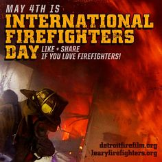 Fire fighter day