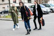 Street looks à la Fashion Week automne-hiver 2016-2017 de Paris   Vogue