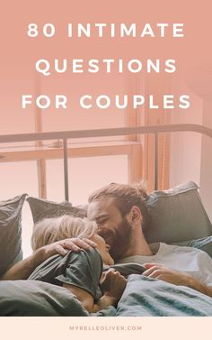 Intimate and thought-provoking questions for couples in relationships. These are fun, meaningful, and engaging conversation starters thats perfect for your next date night. These will help you get closer, reconnect and fall more in love with each other!