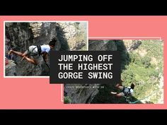 Hey Fam, Welcome to my channel. This is by far the craziest thing I have ever done! I jumped off the highest gorge swing in the world, that is the Oribi Gorg. Travel Vlog, Solo Travel, Africa Travel, Rafting, Adventure Travel, African, World, Youtube, Movie Posters