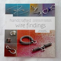 d Books Handcrafted Wire Findings Denise Peck