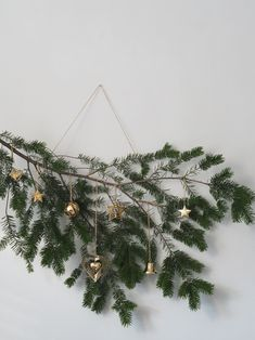 Celebrate a simple Christmas with Georg Jensen's new, limited-edition series of festive baubles and decorations created by Sanne Lund Traberg Traditional Christmas Tree, Simple Christmas, Christmas Holidays, Christmas Wreaths, Christmas Decorations, Xmas, Holiday Decor, Cheap Christmas, Christmas Crafts For Gifts