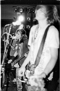 オンマカキャロニキャソワカ oM mahaa-k: Sonic Youth, 1989