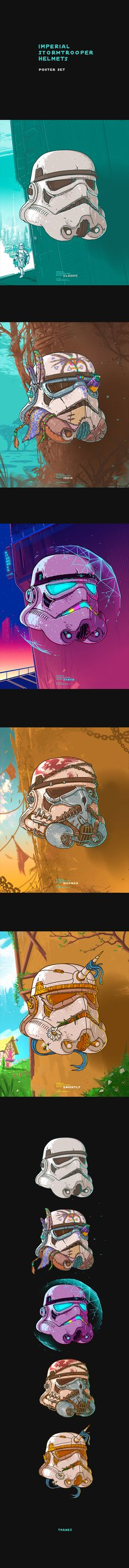 https://www.behance.net/gallery/26902687/Imperial-Stormtrooper-helmets-(poster-set)
