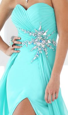 love the color and the dress!