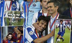 Messi y Mourinho, estrellas en el homenaje a Deco