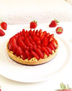 Tarte aux fraises 🍓